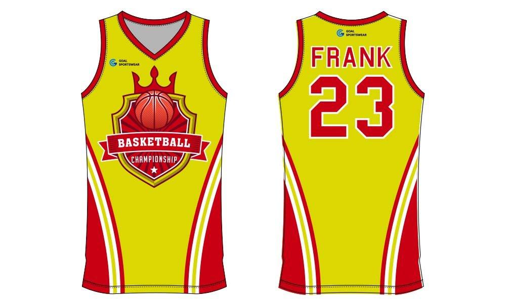 Full polyester Custom made durable mens team basketball jersey design