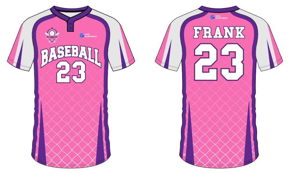 Full polyester Custom made durable mens team custom throwback baseball jerseys