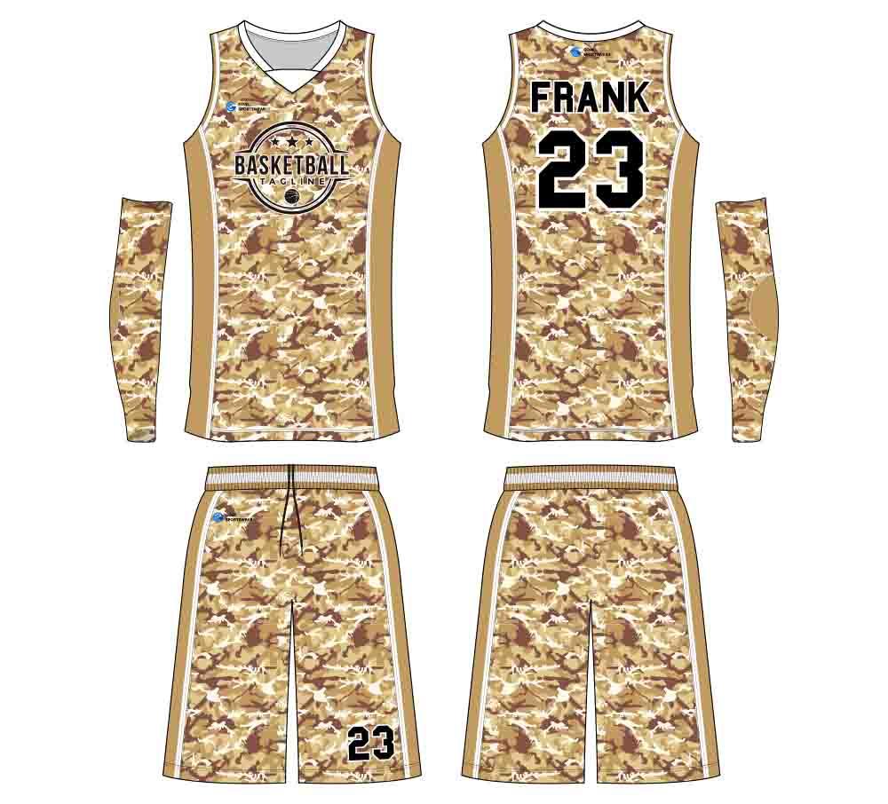 High quality Dye sublimation custom made basketball jersey design