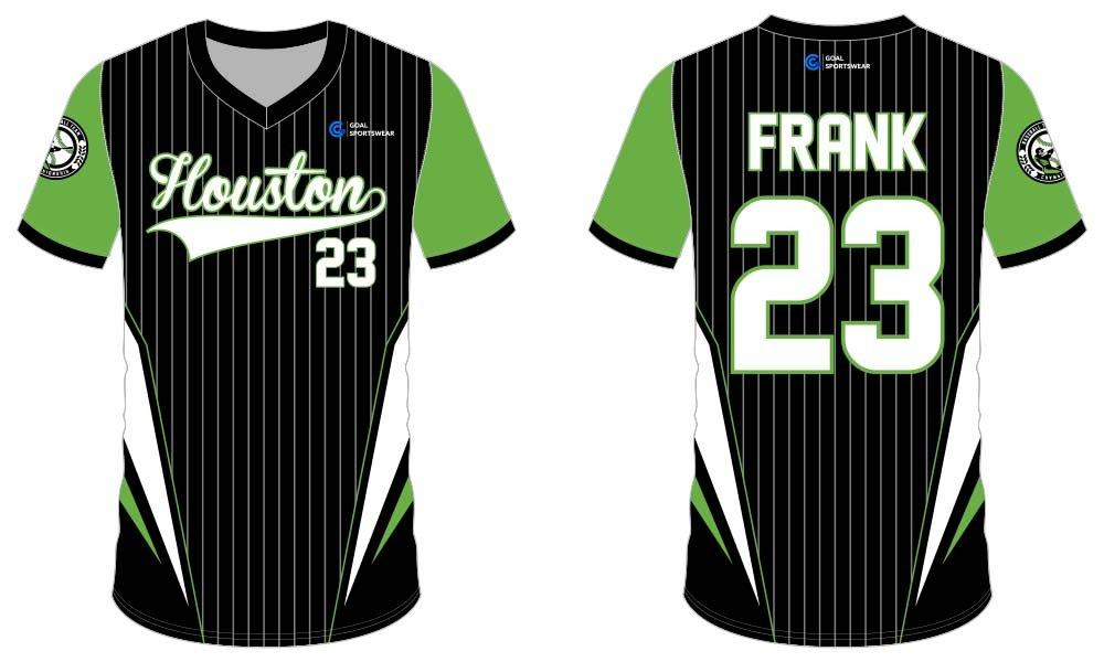 Wholesale high quality sublimation custom team sublimated baseball uniforms