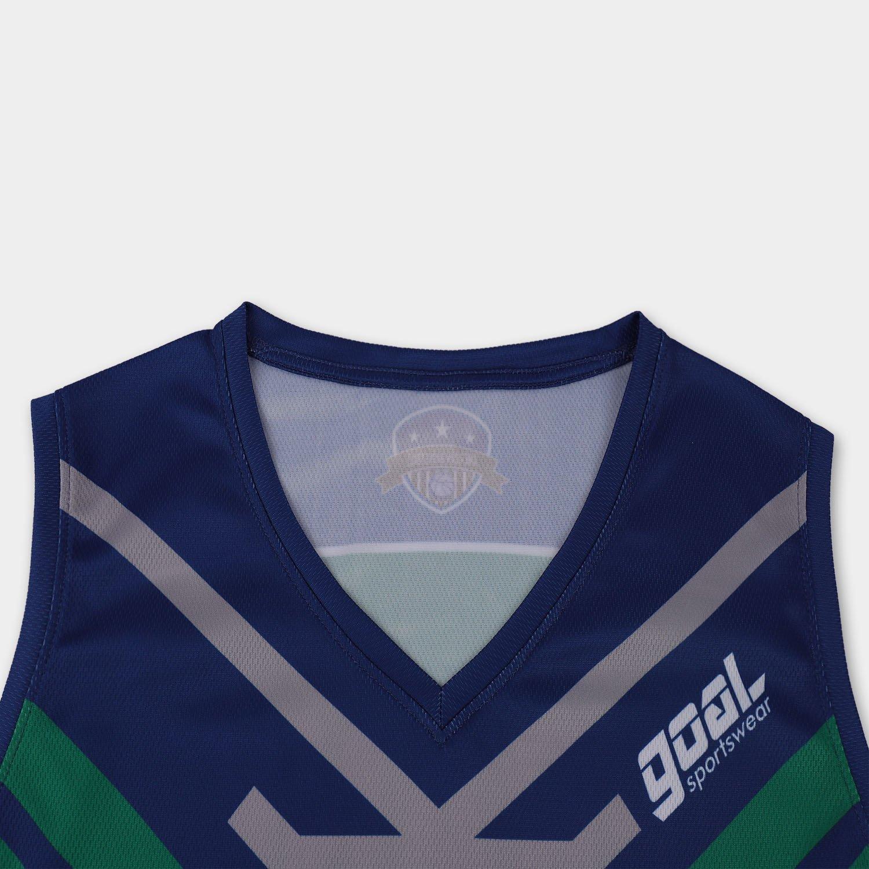 basketball jersey design collar