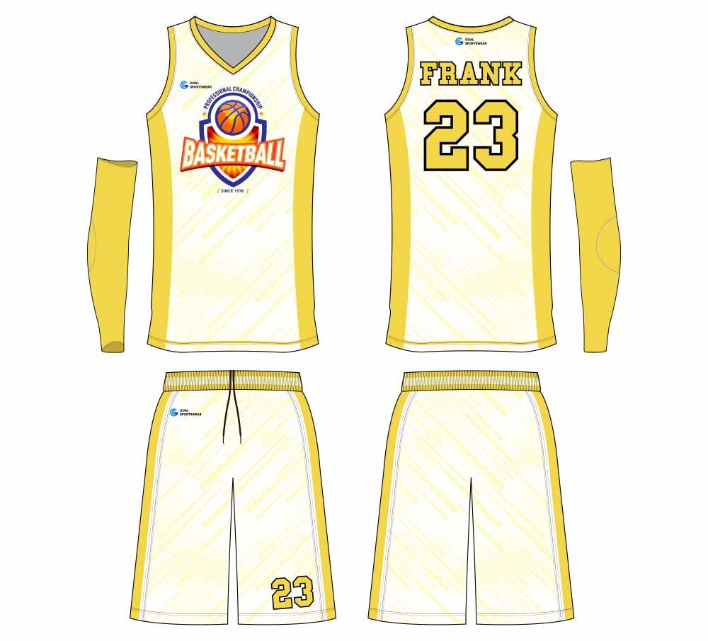 custom printing full button basketball jersey design