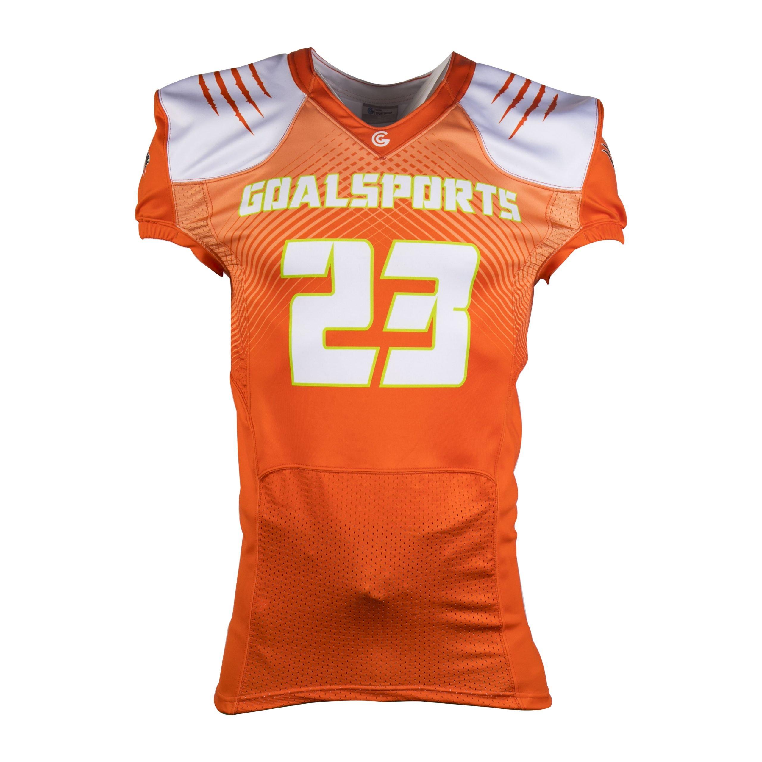 football jersey design front