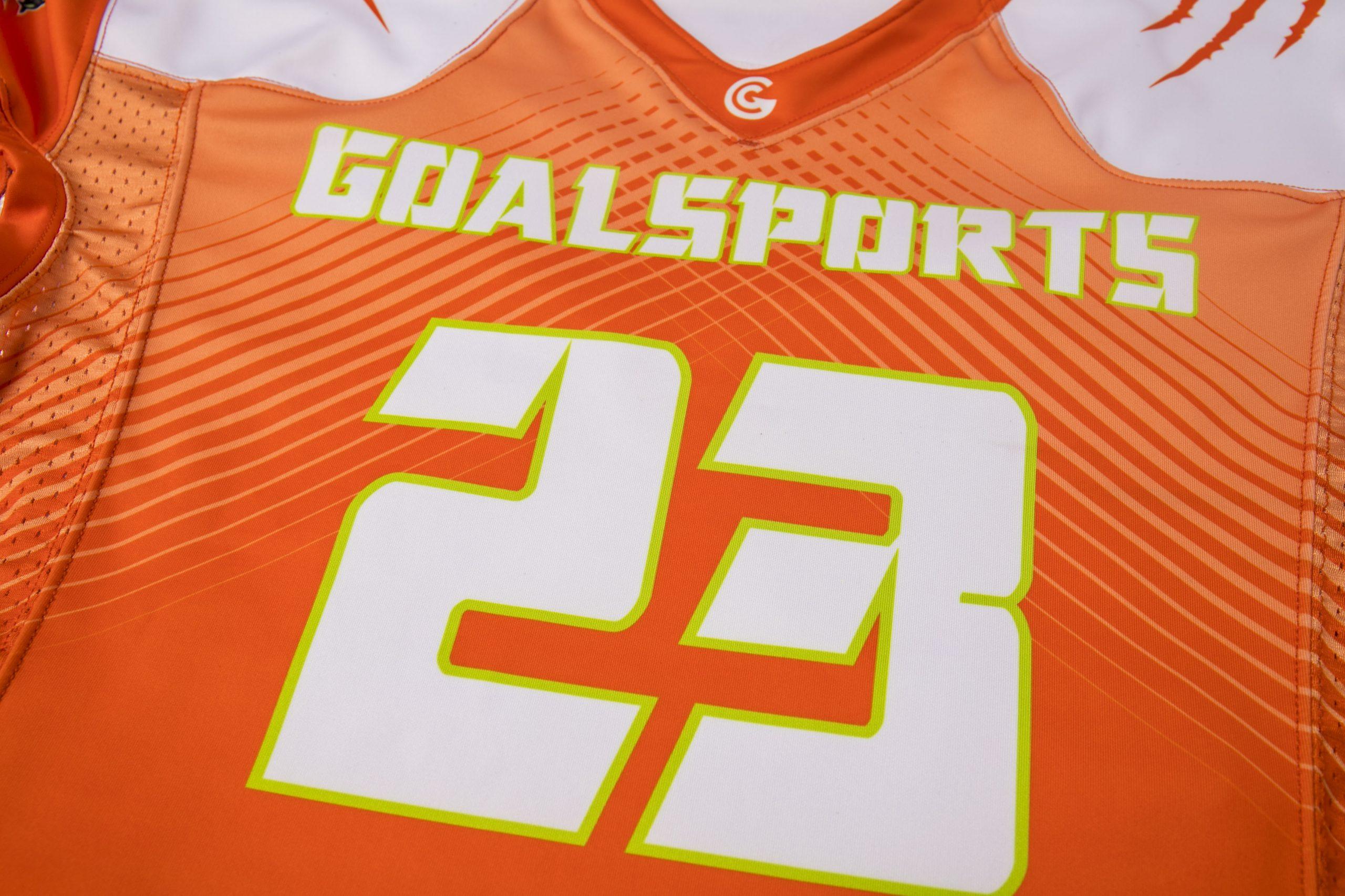 football jersey design printing