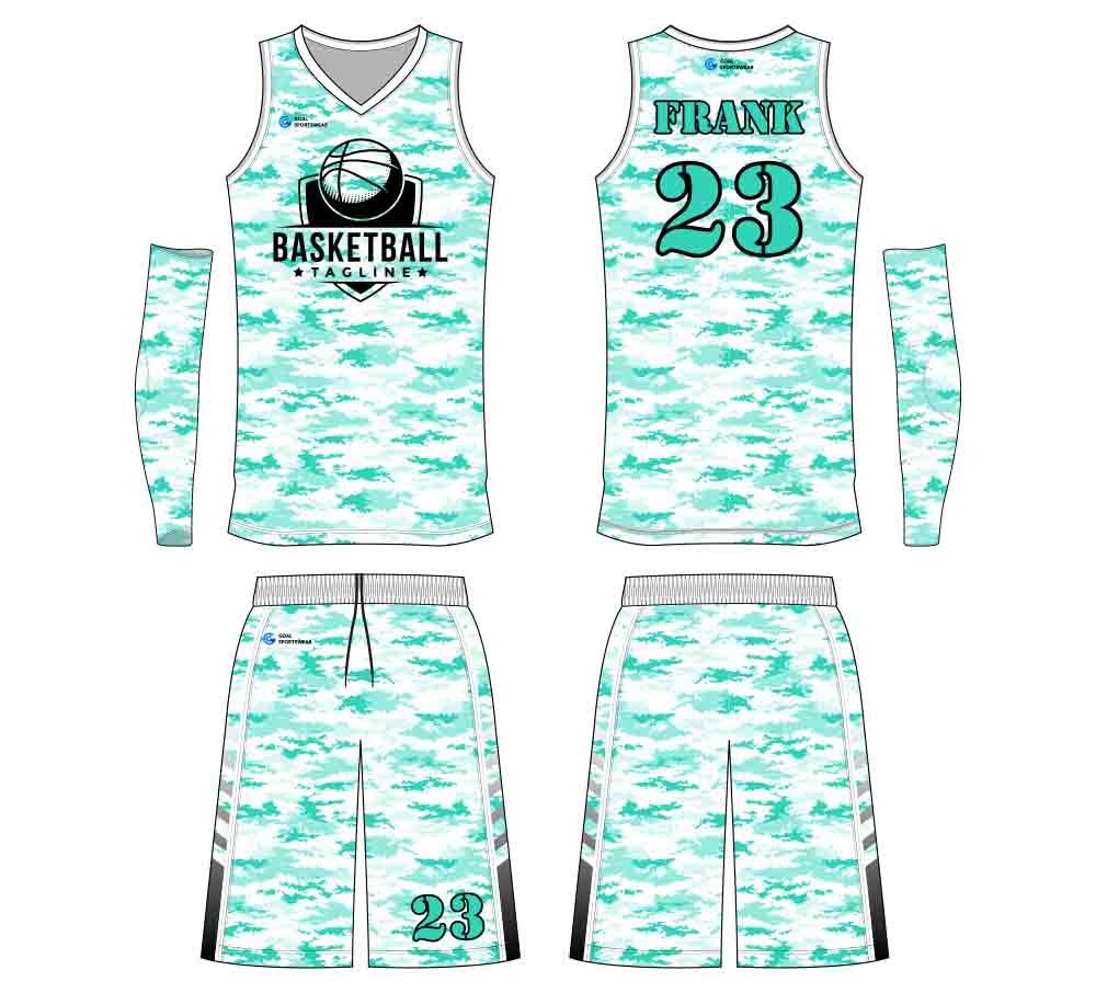 high school custom youth basketball jersey design