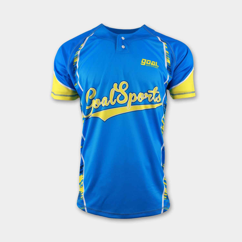 sublimated baseball uniforms front