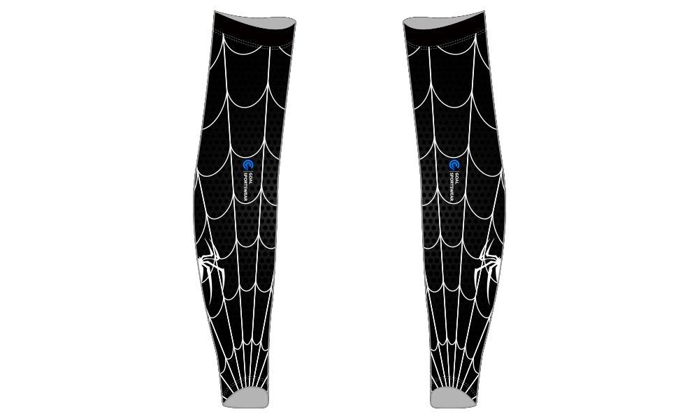 wholesale 100% polyester custom sublimated printed custom baseball arm sleeves
