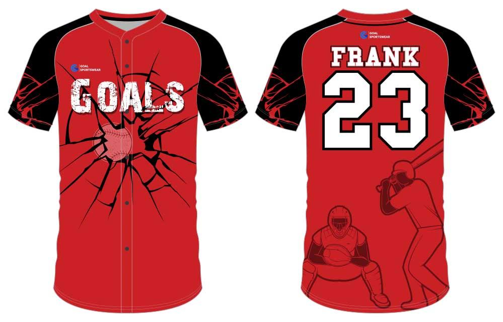 wholesale 100% polyester custom sublimated printed custom throwback baseball jerseys