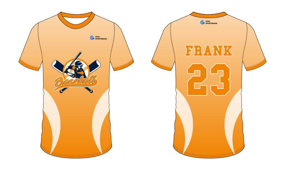 wholesale China custom design sublimation printing sublimated baseball uniforms