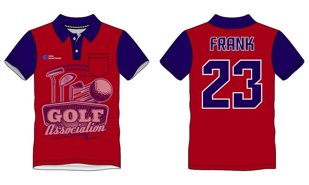 Custom dye sublimated sports Uniforms sublimation printing